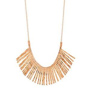Kylie Fan Necklace